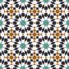 ZARA savannah moroccan tile