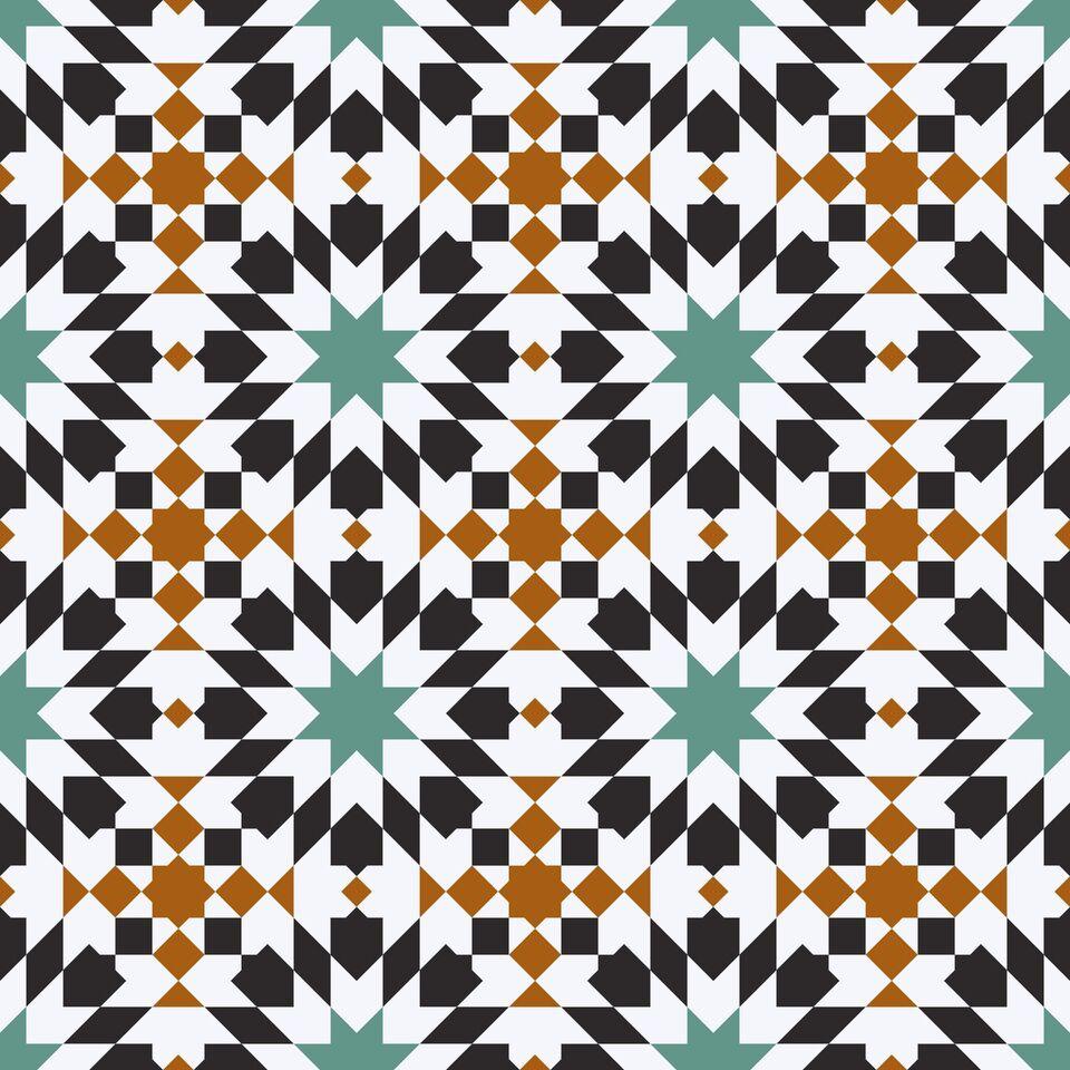 AYO savannah moroccan tile 4